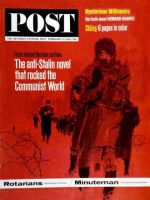 Saturday Evening Post, February 9, 1963 - From Behind the Iron Curtain