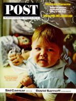 Saturday Evening Post, February 16, 1963 - Foster Child