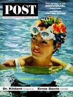 Saturday Evening Post, March 30, 1963 - Palm Springs