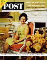 Saturday Evening Post, February 8, 1964 - Lady Bird