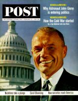 Saturday Evening Post, February 22, 1964 - John Glenn