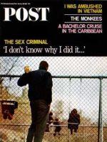 Saturday Evening Post, January 28, 1967 - The Sex Criminals
