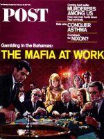 Saturday Evening Post, February 25, 1967 - The Mafia at Work