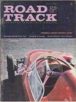 Car Magazine, April 1, 1960 - Road & Track