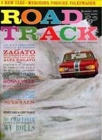 Car Magazine, December 1, 1961 - Road & Track