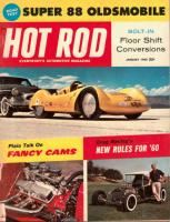 Car Magazine, January 1, 1960 - Hot Rod