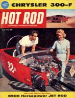 Car Magazine, April 1, 1960 - Hot Rod