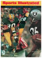 Sports Illustrated, January 8, 1968 - Packers/Raiders