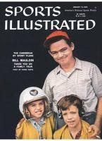 Sports Illustrated, January 13, 1958 - Bill Mauldin