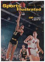 Sports Illustrated, January 24, 1966 - George Peeples