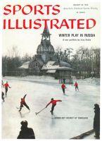 Sports Illustrated, January 25, 1960 - Russian Hockey