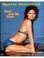 Sports Illustrated, January 29, 1973 - Dayle Haddon