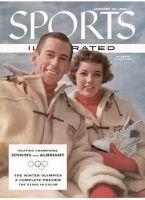 Sports Illustrated, January 30, 1956 - Jenkins/Albright
