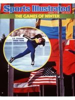 Sports Illustrated, February 2, 1976 - Sheila Young, Speed skating