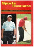 Sports Illustrated, February 7, 1966 - Billy Casper, golf