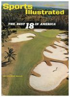 Sports Illustrated, February 15, 1965 - Golf Courses