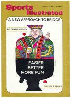 Sports Illustrated, February 17, 1964 - Charles Goren - Bridge