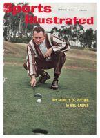 Sports Illustrated, February 20, 1961 - Billy Casper