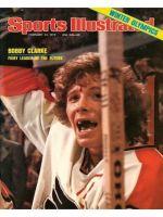 Sports Illustrated, February 23, 1976 - Bobby Clarke, Philadelphia Flyers