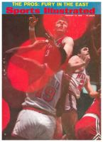 Sports Illustrated, February 24, 1969 - NY Knicks and Philadelphia 76ers