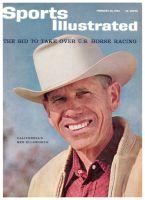 Sports Illustrated, February 25, 1963 - California's Rex Ellsworth