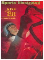 Sports Illustrated, February 26, 1968 - Stock car driver Curtis Turner, NASCAR