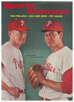 Sports Illustrated, March 1, 1965 - Jim Bunning Philadelphia Phillies