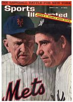 Sports Illustrated, March 2, 1964 - Casey Stengel, NY Mets