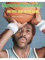 Sports Illustrated, March 8, 1976 - Bob McAdoo, Buffalo Braves