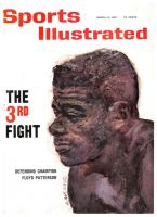 Sports Illustrated, March 13, 1961 - Floyd Patterson, boxing