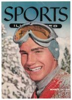 Sports Illustrated, March 14, 1955 - Wallace (Buddy) Werner