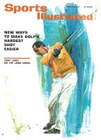 Sports Illustrated, March 15, 1965 - Golf pro Tony Lema