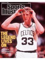 Sports Illustrated, March 21, 1988 - Larry Bird, Boston Celtics