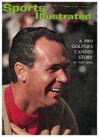 Sports Illustrated, March 23, 1964 - Tony Lema, Golf