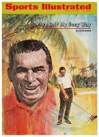 Sports Illustrated, March 25, 1968 - golfer Julius Boros