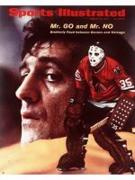 Sports Illustrated, March 29, 1971 - Phil and Tony Esposito