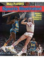 Sports Illustrated, March 29, 1976 - Kent Benson, Indiana Hoosiers
