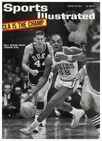 Sports Illustrated, March 30, 1964 - Walt Hazzard, UCLA
