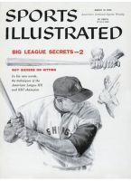 Sports Illustrated, March 31, 1958 - Washington Senators