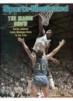 Sports Illustrated, April 2, 1979 - Magic Johnson, Michigan State