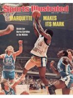 Sports Illustrated, April 4, 1977 - Butch Lee, Marquette