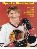 Sports Illustrated, April 6, 1970 - Keith Magnuson, Chicago Black Hawks