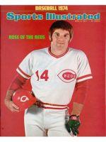 Sports Illustrated, April 8, 1974 - Pete Rose, Cincinnati Reds - Baseball Issue
