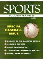 Sports Illustrated, April 9, 1956 - Special Baseball