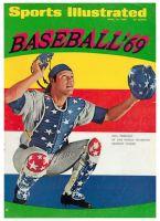Sports Illustrated, April 14, 1969 - Detroit Tigers' Bill Freehan
