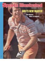 Sports Illustrated, April 18, 1977 - Tom Watson, Masters