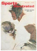 Sports Illustrated, April 26, 1965 - Sonny Liston Boxing