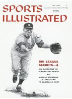 Sports Illustrated, May 5, 1958 - Big League