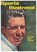 Sports Illustrated, May 8, 1961 - Gary Player