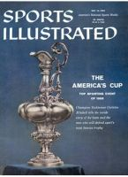 Sports Illustrated, May 12, 1958 - America's Cup